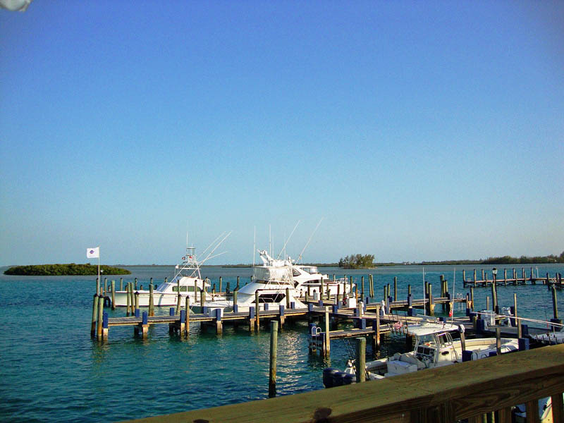 Bimini Big Game Club Docks