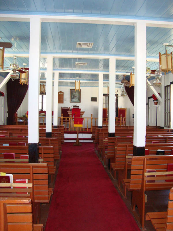 Bimini Wesley Methodist Church – Established 1858