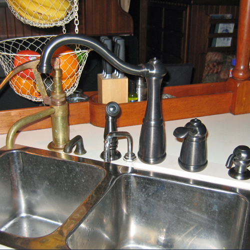 The Galley Faucet