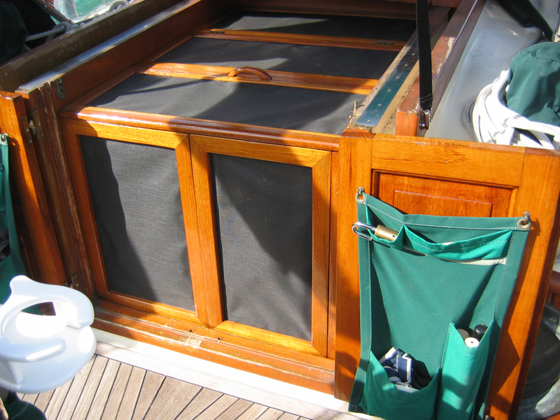 Companionway Screens