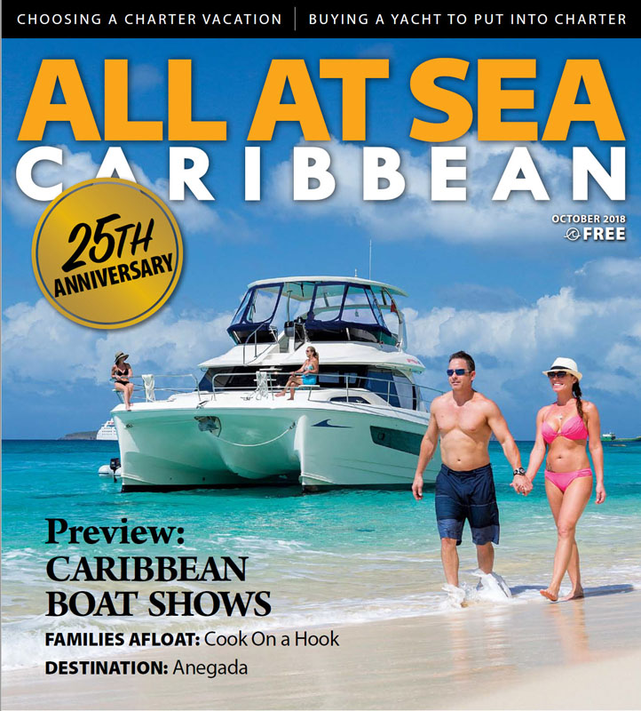 All At Sea - Caribbean Magazine