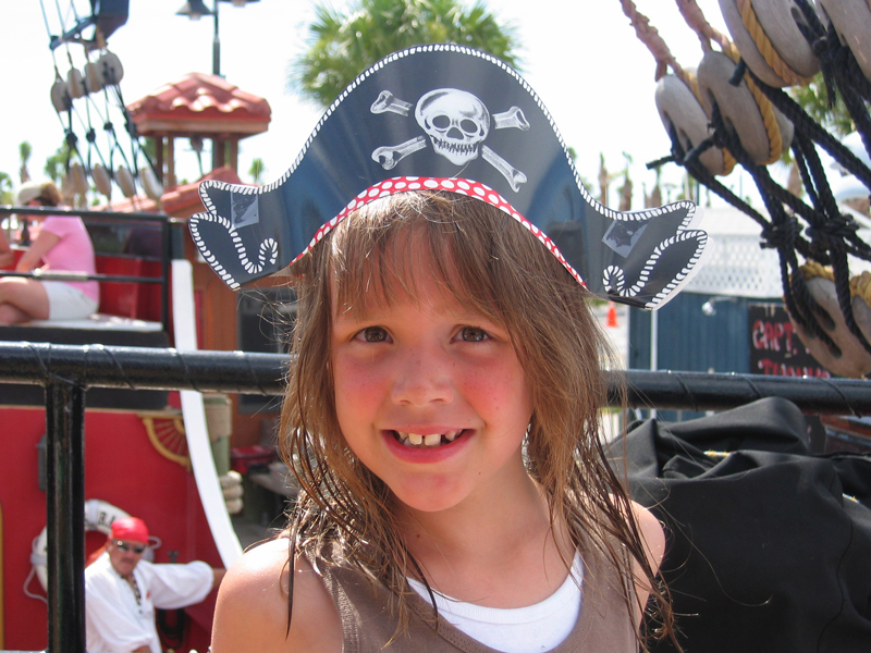 Pirate Erin