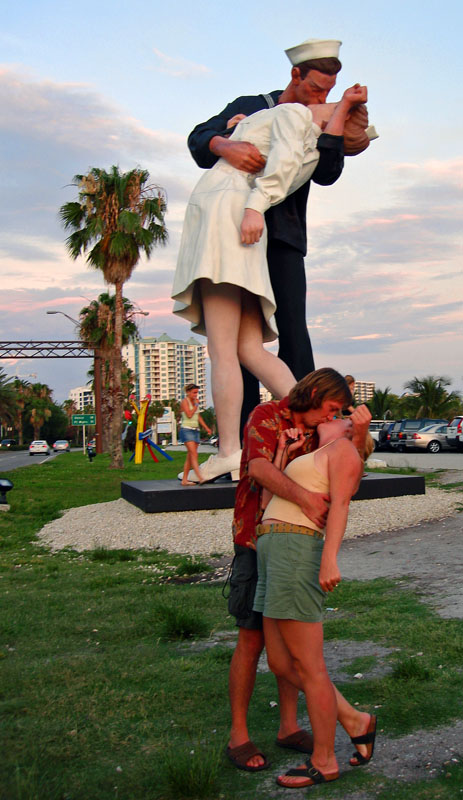Unconditional Surrender in Sarasota